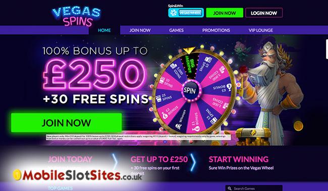 vegas spins casino & slots
