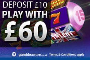 betfred casino Deposit Bonus