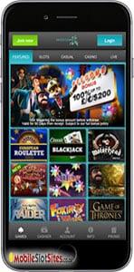 dazzle casino mobile
