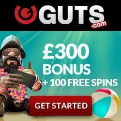 guts casino and slots
