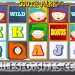 Southpark touch