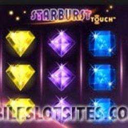 Starburst touch slot mobile