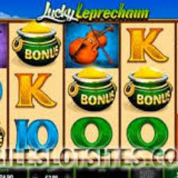 Lucky Leprechaun mobile
