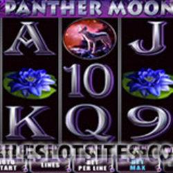 panther moon slot