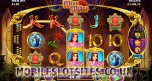 Miss Midas mobile slot