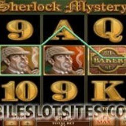 Sherlock Mystery slot