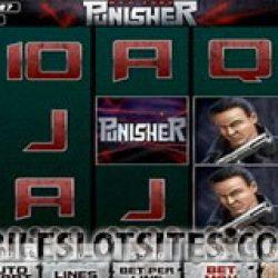 the punisher slot