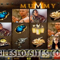 the mummy slot mobile