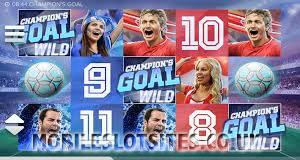champions goal slot