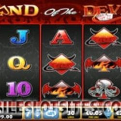 hand of the devil slot