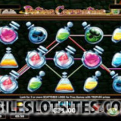 potion commotion slots