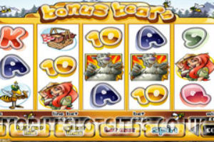 bonus bears slot