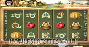Happy Mushroom slot