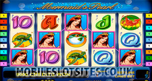 Mermaid's Pearl slot