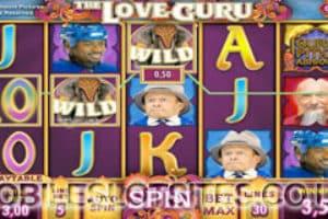 The Love Guru Slot game