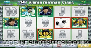 World Football Stars slot