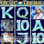 Arctic treasure mobile slot