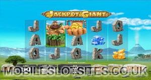jackpot giant mobile slot