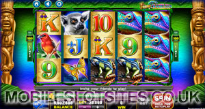king chameleion slot mobile casinos