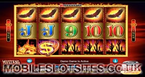mustang money slot