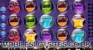 pyrons mobile slot