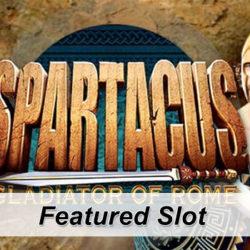 spartacus mobile slot