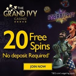grand ivy online casino