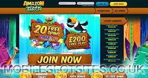 amazon casino & slots
