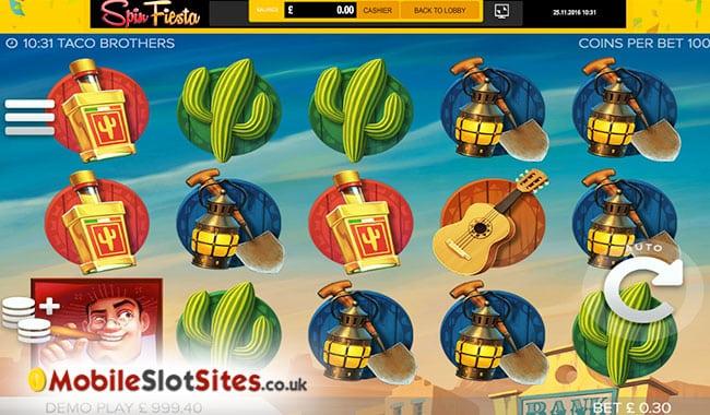 spin fiesta slots