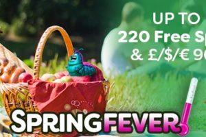 glimmer spring fever promo