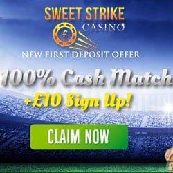 sweet-strike-bonus offer