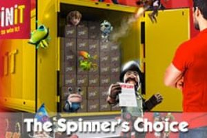 the spinners choice promo