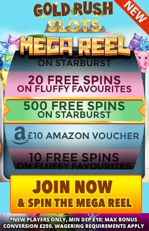 spin the mega reel