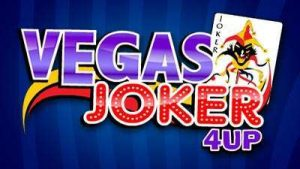 Vegas Joker 4Up iSoftBet