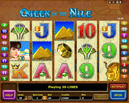 aristocrat slot queen of the nile