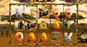 big 5 safari slots