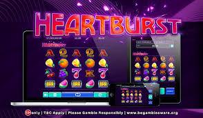 Hearburst Slot by Eyecon