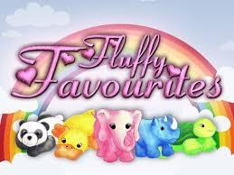 Fluffy Favourites Slot Logo