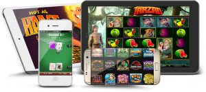 Microgaming Games on Mobile
