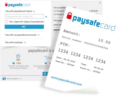 Paysefcard