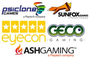 Playtech Brands