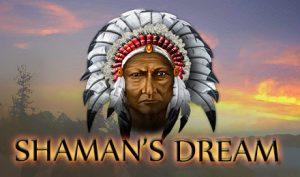 Shaman's Dream Slot Logo