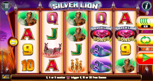 silver lions slots