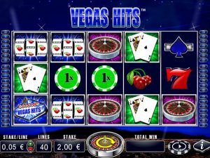 vegas hits bally